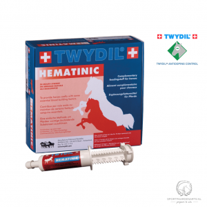 Hematinic paste